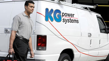KG Power Systems Mechanical Equipment Repair
