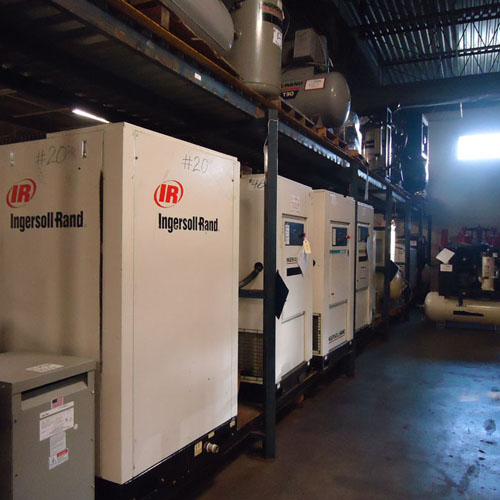 Long Island Rental Air Compressors