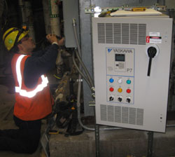 Variable Frequency Drive Installation New York City