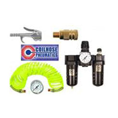 Compressed Air Hoses & Fittings
