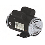 .50-5 HP, Foot Mount, Thermally Protected