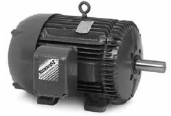 Hm9135t baldor three phase variable torque hvac motor for 15 hp 3 phase baldor motor
