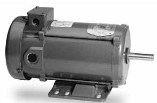 D1154 Baldor Dc Power Motor 1 Hp 115 Vdc 1750 Rpm