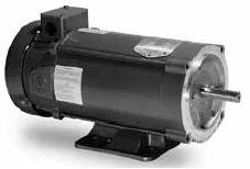 Cdp3326 baldor scr drive permanent magnet dc motor 1 2 hp for Baldor permanent magnet motors