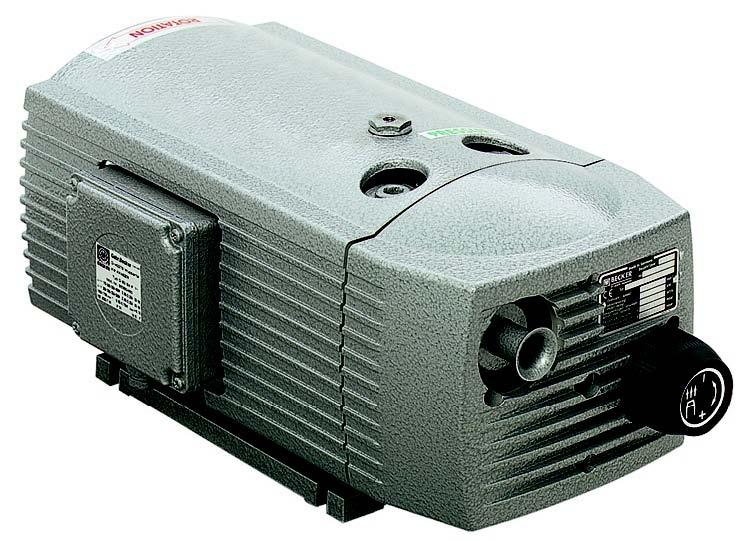 Dt 4 25 K Becker Oil Less Rotary Vane Compressor 18 Cfm