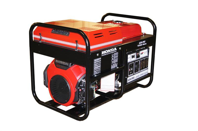 Gpe 125eh gillette gen pro generator 12500 watts 120 240 for 240 volt electric motors