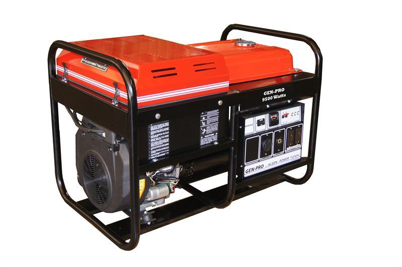 Gpe 95es Gillette Gen Pro Generator 9500 Watts 120 240