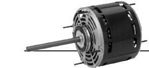 6873 U S Motors Emerson Direct Drive Fan Blower Motor