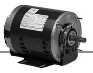 1814 u s motors emerson commercial belt drive blower for Emerson electric motor model numbers