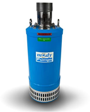 G554t Mody Pump Dewatering Pump 10 Hp 240 480 V 4