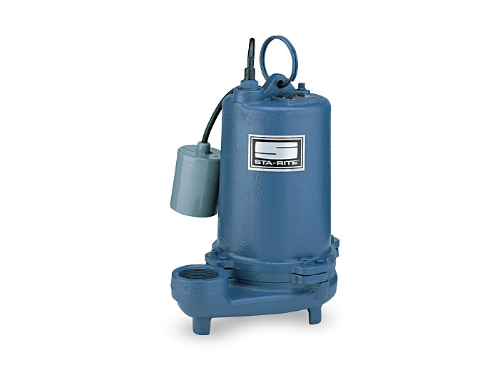 Eh750120m sta rite efflluent pump 1 2 hp 115 volts 1 for Sta rite pump motor