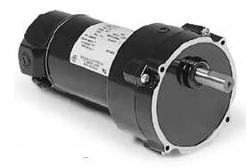 Gpp12525 Baldor Parallel Shaft Dc Gear Motor 180vdc 1
