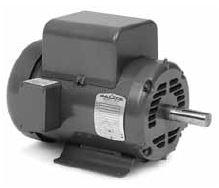 L1203 baldor single phase motor odp 48 frame 1 4 hp for Baldor 1 5 hp single phase motor