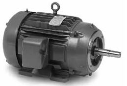 Jpm2394t baldor c face close coupled pump motor three for 15 hp 3 phase baldor motor