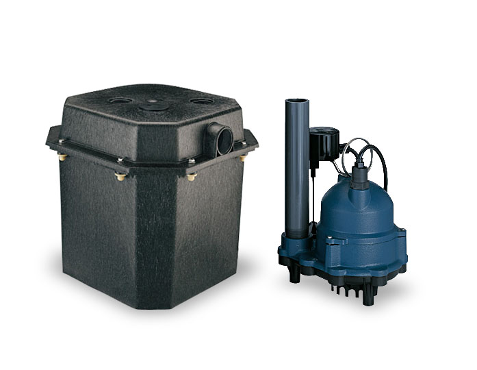 Dp233110v Sta Rite Sink Pump System 1 3 Hp 115 V 1