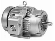 Cm2333t baldor c face industrial motor three phase tefc for 15 hp 3 phase baldor motor
