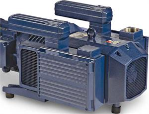 Dxlf 250 Becker Oil Less Rotary Vane Compressor 173 Cfm