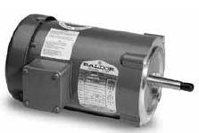 Cjl3504a baldor single phase jet pump motor tefc 56j for 1 hp jet pump motor