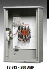 TS910 Automatic Transfer Switch