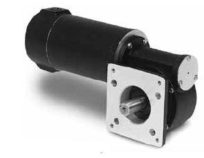 Gpf13517 Baldor Right Angle Dc Gear Motor 90 Vdc 1 4 Hp