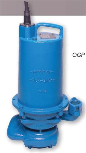 115328 Barnes Grinder Pump Ogp2022l Catalog Number 2 Hp