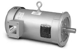 Vm3709t baldor c face industrial motor three phase tefc for 7 5 hp three phase motor