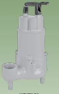 620236 Little Giant Wsv52 Series Sewage Pump Wsv52ham